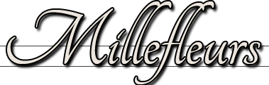 Millefleurs logo